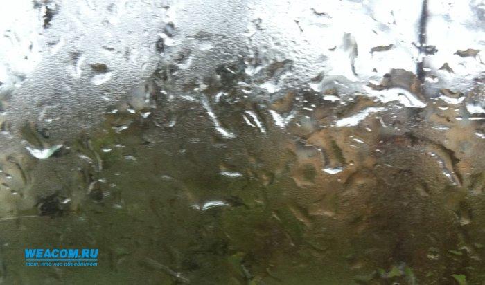 Синоптики прогнозируют вПриангарье усиление ветра, дожди имокрый снег 17сентября