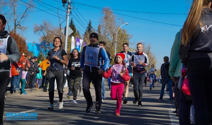 Более 6тысяч жителей Иркутской области участвовали вовсероссийском дне бега «Кросс Нации— 2017»