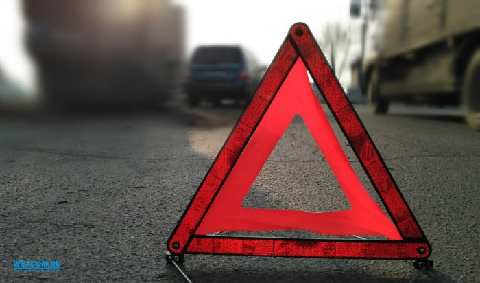 ВУсть-Кутском районе из-за пьяного водителя столкнулись два «ВАЗа», пострадала женщина