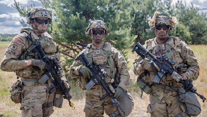 Армия США выпустила пособие поведению войны сРоссией