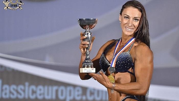 Иркутянка Светлана Сапунова победила начемпионате Шварцнегера Arnold Classic Europe 2017