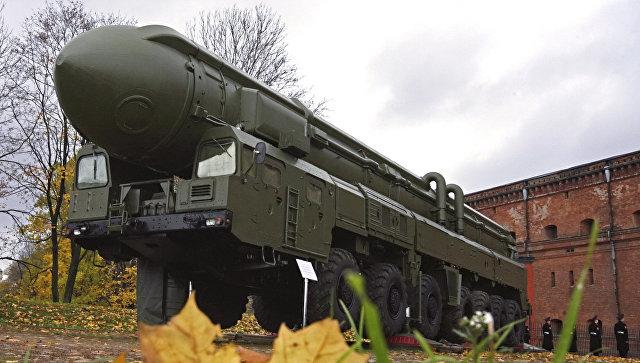 Казанцы стали очевидцами запуска межконтинентальной баллистической ракеты «Тополь»