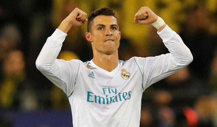 Дубль Роналду помог «Реалу» разгромить «Боруссию»
