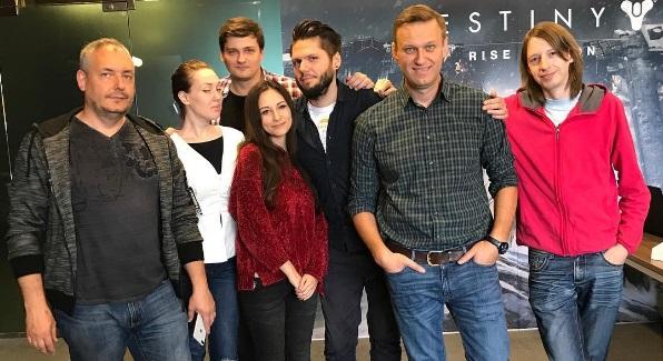 Алексей Навальный проведет игровой стрим