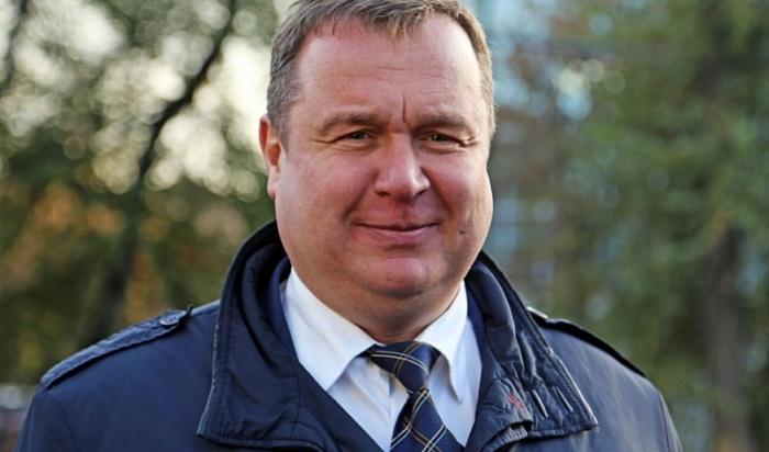 Евгений Дроков официально стал депутатом Думы Иркутска
