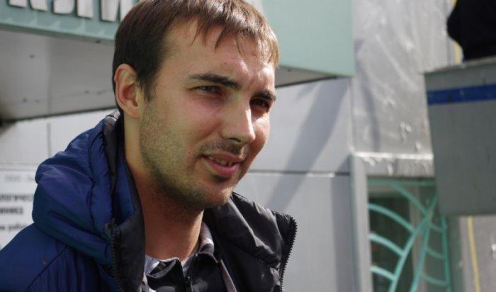 Жителя Иркутска наградили запредотвращение крупного пожара возлеклиники
