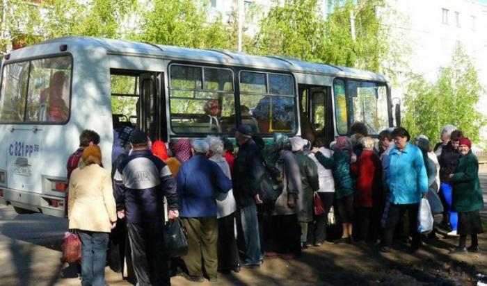 В Иркутске с 2 октября изменится расписание садоводческих маршрутов