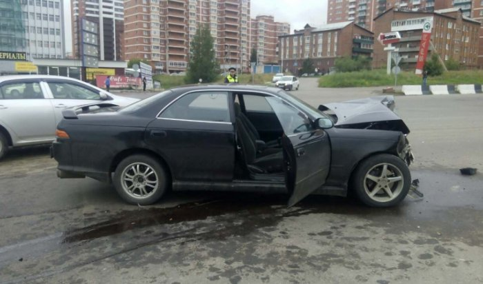 В Иркутске будут судить водителя Toyota Mark II, по вине которого в крупном ДТП погиб мужчина