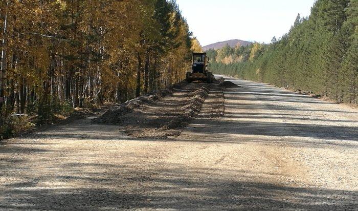 Автомобильная дорога в Большое Голоустное будет введена в 2018 году
