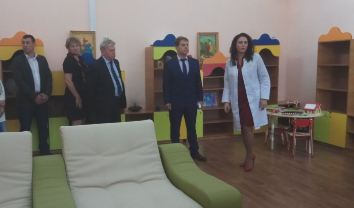 В Иркутске создан единственный в Сибири детский хоспис