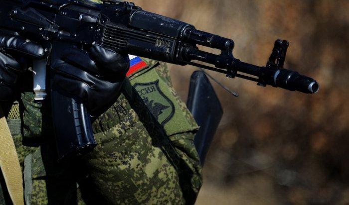 ВБелогорске солдат расстрелял наполигоне сослуживцев исбежал