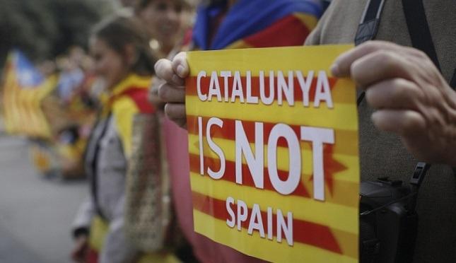 Занезависимость Каталонии проголосовали 90% участников референдума