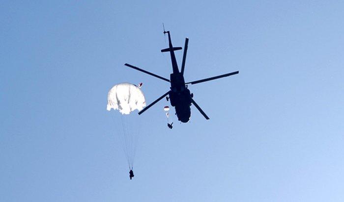 В Улан-Удэ во время учений погиб десантник