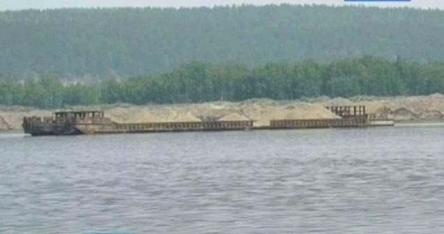 В Ангаре врайоне протоки Кривая обнаружено тело мужчины