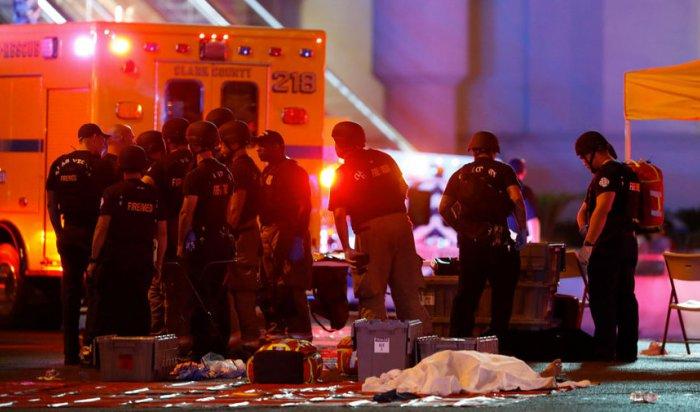 Число жертв и пострадавших при стрельбе вЛас-Вегасе возросло до586человек