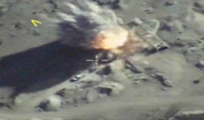 ВКС России уничтожили центр подготовки наемников ИГИЛ в Сирии