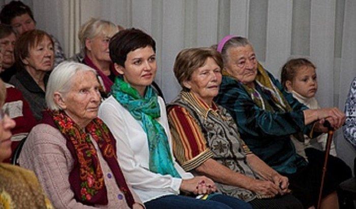 В Ново-Ленино организовали первичную организацию Совета ветеранов войны и труда