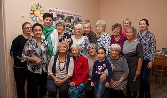 В Иркутске при поддержке Светланы Кузнецовой у ветеранов Ново-Ленино появилось свое помещение