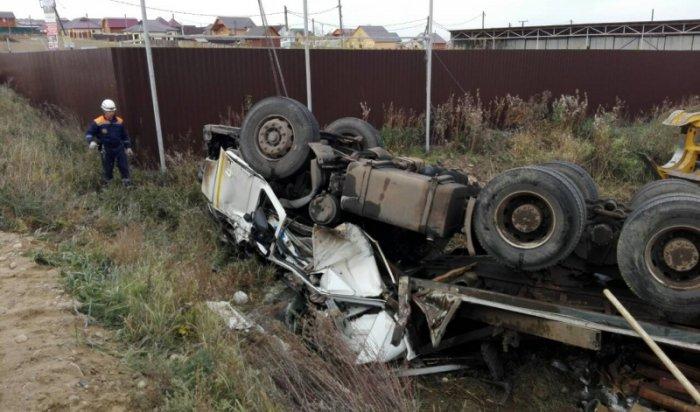 Следствие ищет очевидцев аварии, в которой погиб 55-летний житель Иркутска