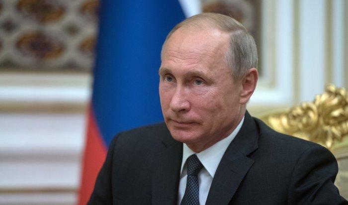Путин ответил навопрос обучастии ввыборах президента