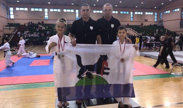 Иркутяне завоевали три медали на Кубке мира по каратэ