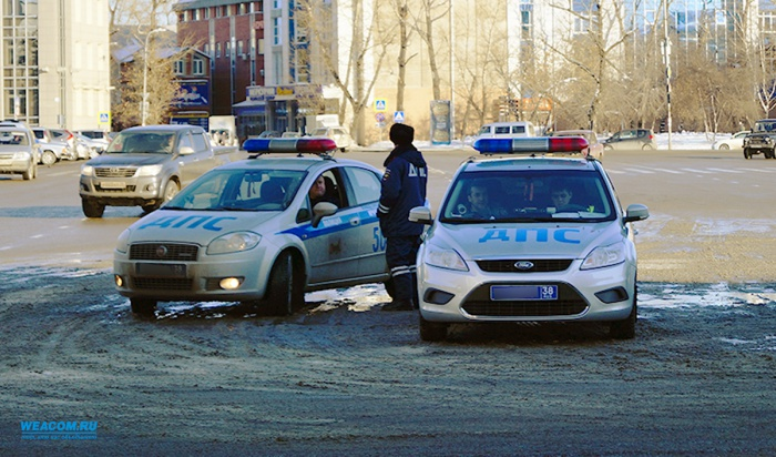 В Приангарье в ближайшие выходные сотрудники ГИБДД будут выявлять нетрезвых водителей