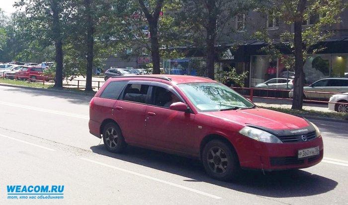 В Иркутске сокращается количество технически неисправных автомобилей