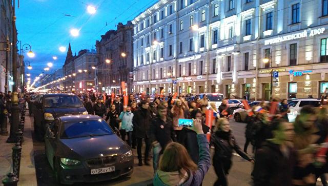 На акциях в поддержку Алексея Навального в городах России были задержаны сотни человек