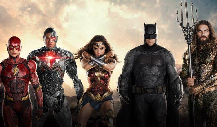 В Сети появился новый трейлер «Лиги справедливости»