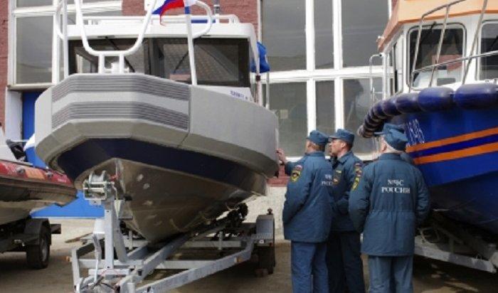 С 10 октября на реках Иркутской области завершается навигационный период