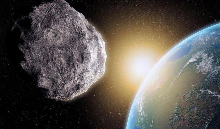 СМИ: Гигантский астероид  может упасть на Землю 12 октября