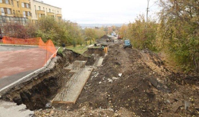 В Иркутске завершается реконструкция островов Юность, Конный и бульвара Постышева