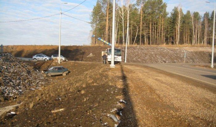 В Иркутской области за сутки в ДТП погибли 6 человек