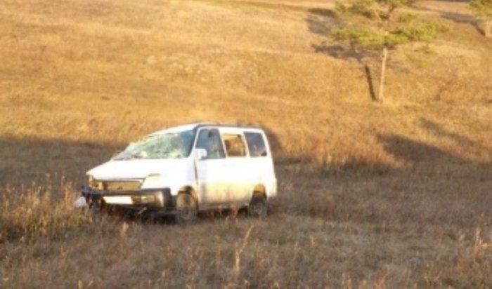 В Эхирит-Булагатском районе в ДТП погиб водитель