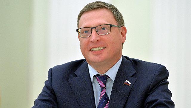 В Омской области сменился губернатор