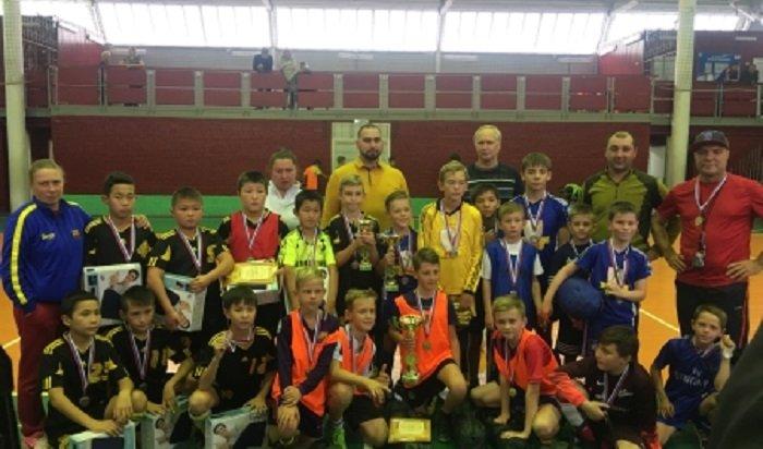 В Иркутске подвели итоги VII соревнований по мини-футболу на Кубок мэра