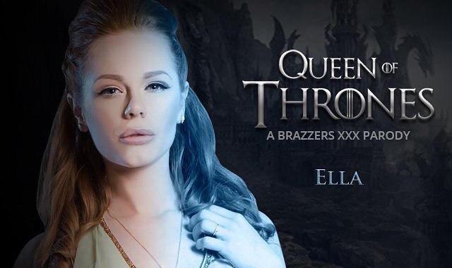 СМИ: Актриса Элла Хьюз из«Игры престолов» ушла в«кино для взрослых»