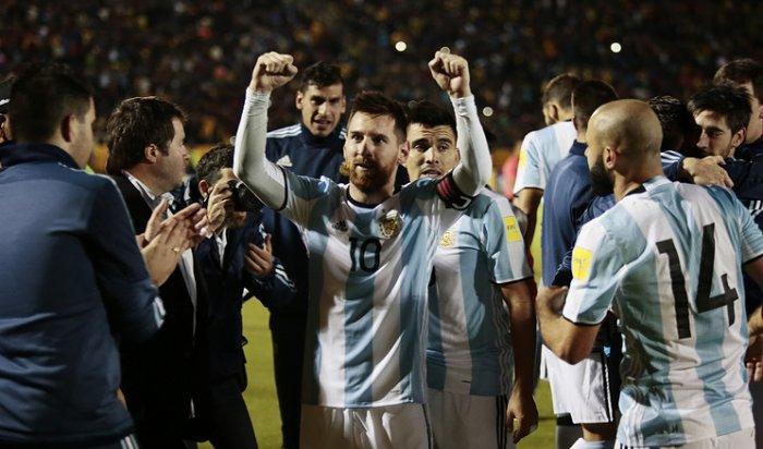 Месси своим хет-триком вывел Аргентину в финал ЧМ-2018