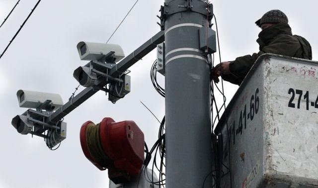 В Красноярске в тестовом режиме заработали 25 камер видеофиксации