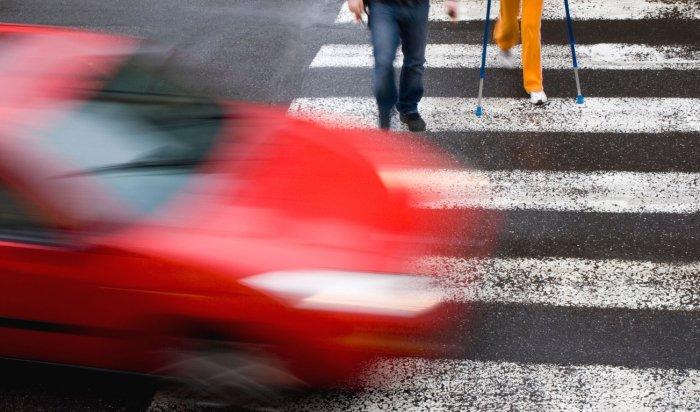 В России введен новый штраф за непропуск пешеходов