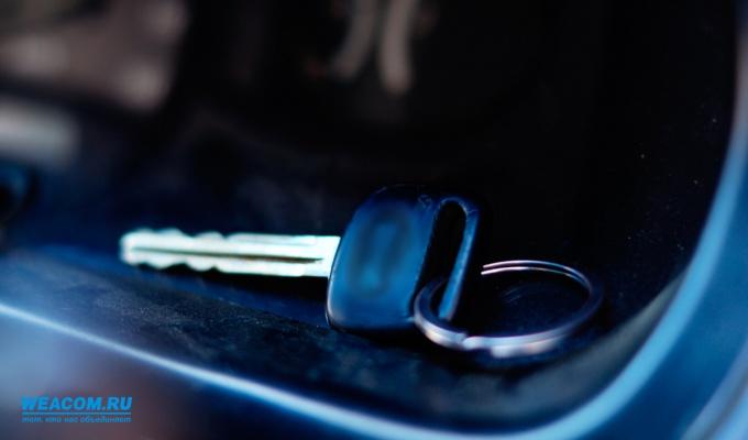 ВУсолье полиция обнаружила угнанные «Жигули» до того, как их пропажу заметил владелец