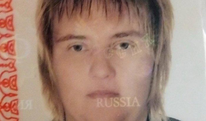 ВБратске полиция разыскивает без вести пропавшую женщину