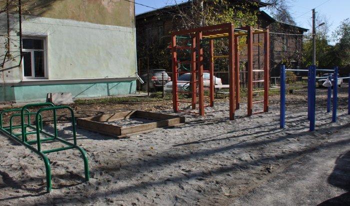 В Иркутске в частном секторе Кировского и Куйбышевского районов оборудовано уличное освещение