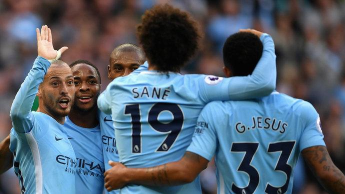 «Манчестер Сити» обыграл «Наполи» в матче Лиги чемпионов