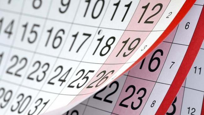 Правительство утвердило календарь выходных дней в 2018 году