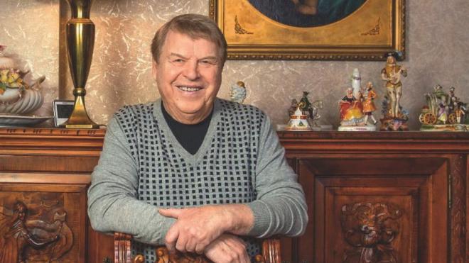 Актер Михаил Кокшенов госпитализирован вбольницу синсультом
