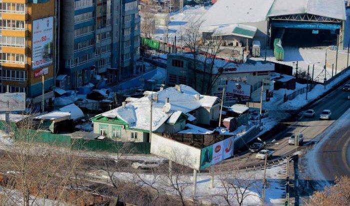 Улицу  Джамбула  в Иркутске планируют сделать двусторонней