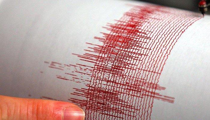 В Иркутской области ночью 19 октября произошло землетрясение