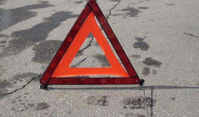 В Иркутске случилось два ДТП с участием несовершеннолетних пешеходов