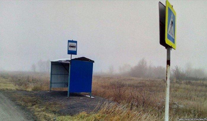 В Барабинске на остановку из профлиста потратили полмиллиона рублей